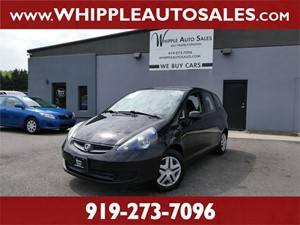 2008 HONDA FIT (1-OWNER) for sale by dealer