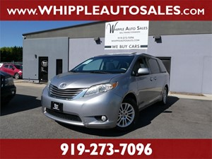 2012 TOYOTA SIENNA XLE (1-OWNER) for sale by dealer