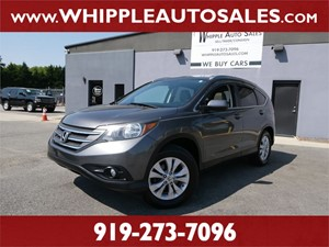 2014 HONDA CR-V EX-L (1-OWNER) for sale by dealer