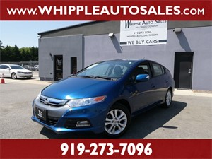 2012 HONDA  INSIGHT EX  for sale by dealer