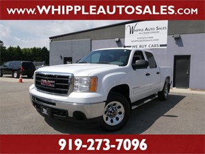 2009 GMC SIERRA SL (1-OWNER) for sale by dealer