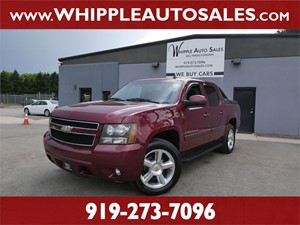 2009 CHEVROLET AVALANCHE LT1  Raleigh NC
