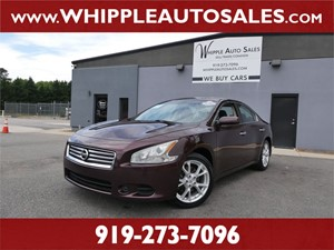 2014 NISSAN MAXIMA SV (1-OWNER) Raleigh NC