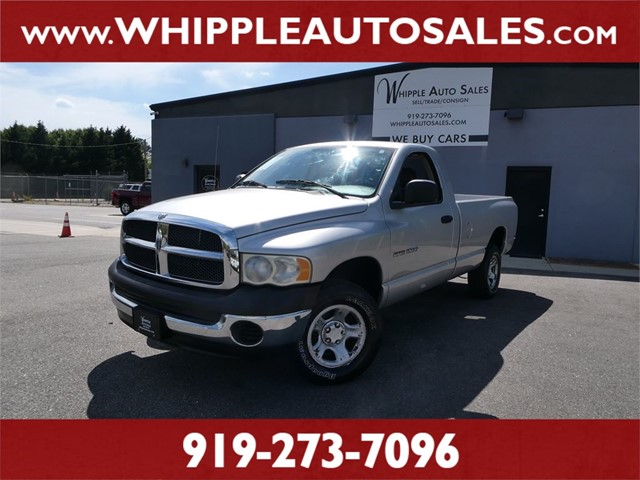 DODGE  RAM 1500 ST (1-OWNER) in Raleigh