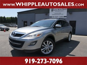 2011 MAZDA CX-9 GRAND TOURING AWD Raleigh NC