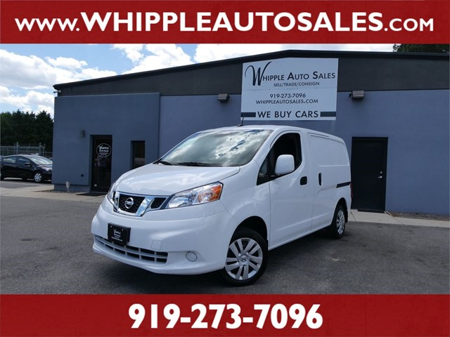 NISSAN NV200 S (1-OWNER) in Raleigh