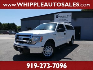 2013 FORD F-150 XL for sale by dealer