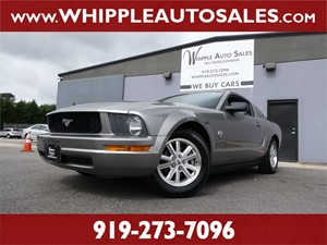 2009 FORD  MUSTANG (1-OWNER) for sale by dealer