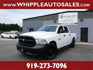 2013 RAM 1500 TRADESMAN (1-OWNER) for sale by dealer
