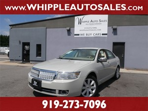 2008 LINCOLN MKZ  for sale by dealer