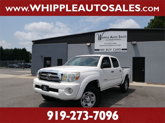TOYOTA TACOMA DOUBLECAB in Raleigh