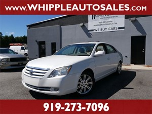 2007 TOYOTA AVALON LIMITED (1-OWNER) for sale by dealer