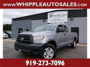 2010 TOYOTA  TUNDRA SR5 for sale by dealer
