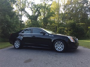 Picture of a 2013 Cadillac CTS Luxury