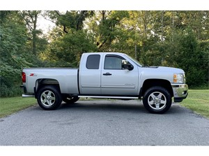Picture of a 2011 Chevrolet Silverado 2500HD LT Ext. Cab 4WD