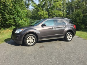 Picture of a 2014 Chevrolet Equinox 1LT 2WD