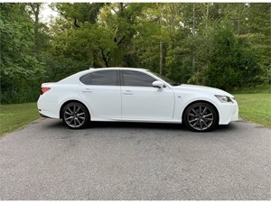 Picture of a 2015 Lexus GS 350 F SPORT