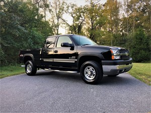 Picture of a 2004 Chevrolet Silverado 2500HD LS Ext. Cab Short Bed 4WD