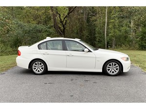 Picture of a 2006 BMW 3-Series 325xi Sedan