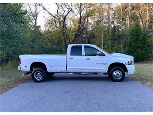 Picture of a 2005 Dodge Ram 3500 ST Quad Cab Long Bed 4WD DRW