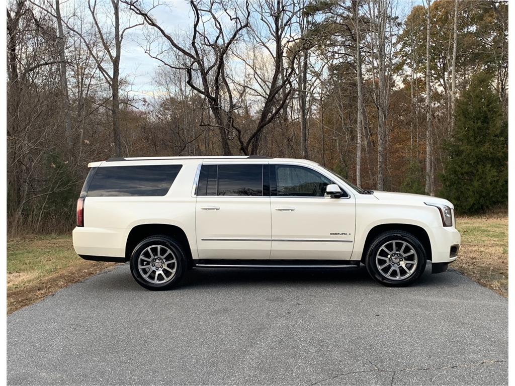 2015 Gmc Yukon Denali Xl 4wd For Sale In Stokesdale