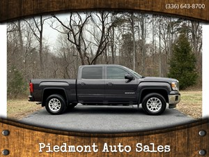 Picture of a 2014 GMC Sierra 1500 SLE Crew Cab 4WD