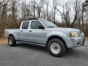 Picture of a 2003 Nissan Frontier XE-V6 Crew Cab Long Bed 4WD
