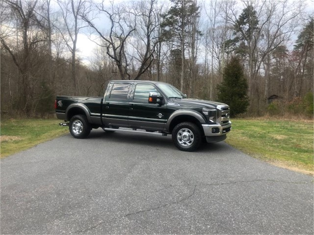 Ford F-350 SD King Ranch Crew Cab 4WD in Stokesdale