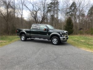 Picture of a 2013 Ford F-350 SD King Ranch Crew Cab 4WD
