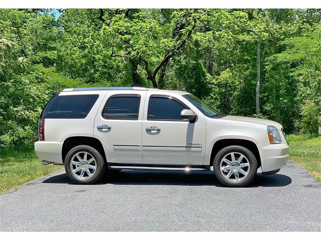 2013 Gmc Yukon Denali 4wd For Sale In Stokesdale