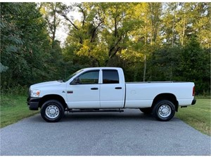 Picture of a 2009 Dodge Ram 2500 Laramie Quad Cab SWB 4WD