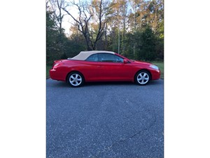 Picture of a 2005 Toyota Camry Solara SE Convertible