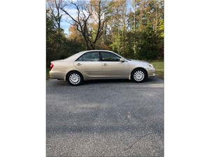 Picture of a 2003 Toyota Camry LE