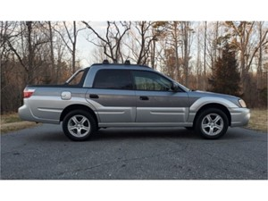 Picture of a 2005 Subaru Baja Sport