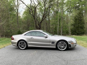 Picture of a 2005 Mercedes-Benz SL-Class SL65 AMG