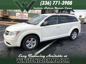2014 Dodge Journey SE for sale by dealer