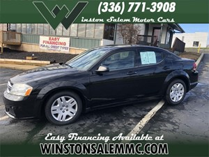 2014 Dodge Avenger SE for sale by dealer
