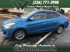 2017 Mitsubishi Mirage G4 SE CVT for sale by dealer