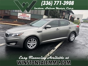 2013 Kia Optima LX  for sale by dealer