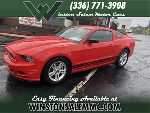 2013 Ford Mustang V6 Coupe for sale by dealer