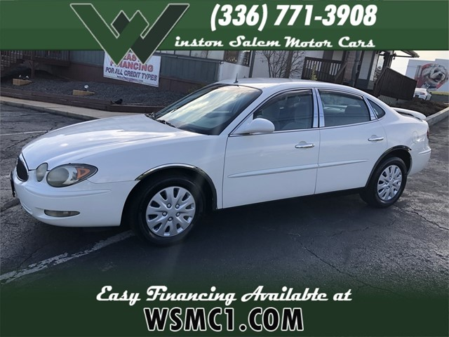 2005 Buick LaCrosse CX for sale by dealer