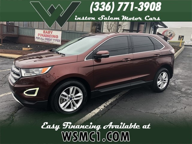 2015 Ford Edge SEL AWD for sale by dealer