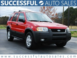 Picture of a 2002 FORD ESCAPE XLT