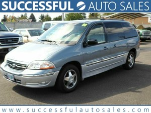 Picture of a 2000 FORD WINDSTAR SEL
