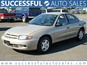 Picture of a 2005 CHEVROLET CAVALIER