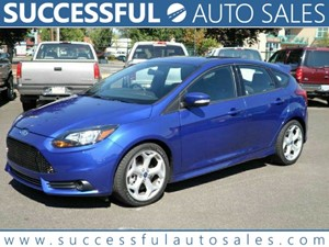 Picture of a 2013 FORD FOCUS ST