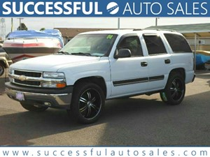 Picture of a 2004 CHEVROLET TAHOE K1500