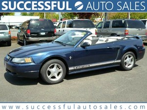 Picture of a 2001 FORD MUSTANG