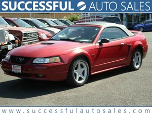 Picture of a 2000 FORD MUSTANG GT