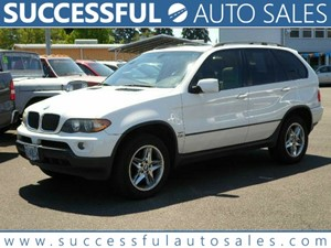 Picture of a 2005 BMW X5 3.0I
